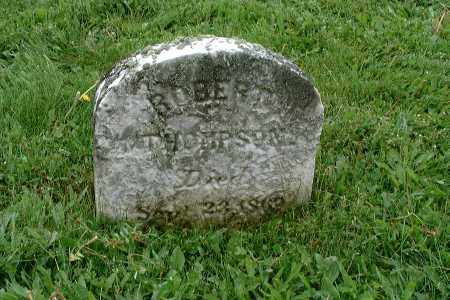 THOMPSON, ROBERT - Clearfield County, Pennsylvania | ROBERT THOMPSON - Pennsylvania Gravestone Photos
