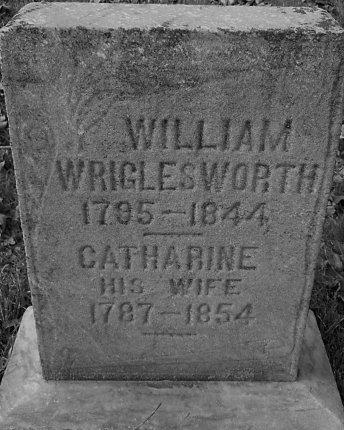 WRIGLESWORTH, WILLIAM - Clearfield County, Pennsylvania | WILLIAM WRIGLESWORTH - Pennsylvania Gravestone Photos