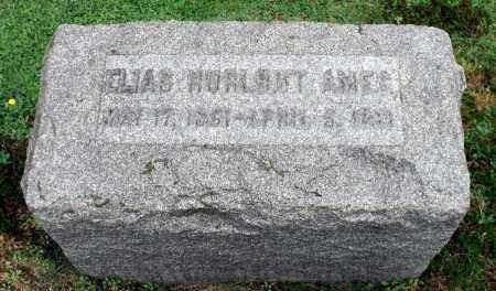 AMES, ELIAS HURLBUT - Crawford County, Pennsylvania | ELIAS HURLBUT AMES - Pennsylvania Gravestone Photos