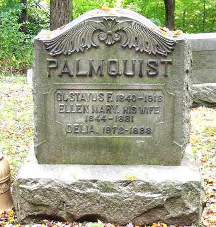 PALMQUIST, ELLEN MARY - Crawford County, Pennsylvania | ELLEN MARY PALMQUIST - Pennsylvania Gravestone Photos