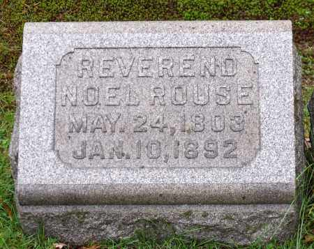 ROUSE, NOEL - Crawford County, Pennsylvania | NOEL ROUSE - Pennsylvania Gravestone Photos