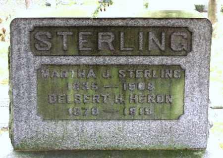 HERON, DELBERT H. - Crawford County, Pennsylvania | DELBERT H. HERON - Pennsylvania Gravestone Photos