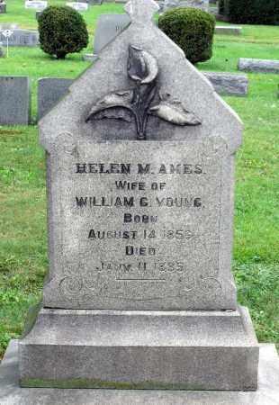 YOUNG, HELEN M. - Crawford County, Pennsylvania | HELEN M. YOUNG - Pennsylvania Gravestone Photos