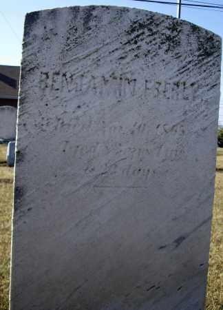EBERLY, BENJAMIN - Cumberland County, Pennsylvania | BENJAMIN EBERLY - Pennsylvania Gravestone Photos