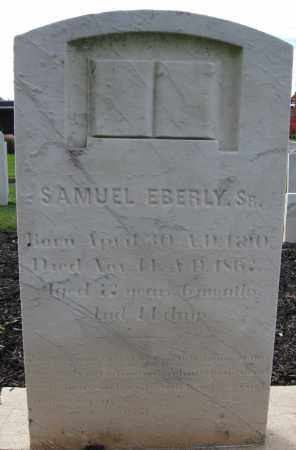 EBERLY, SAMUEL - Cumberland County, Pennsylvania | SAMUEL EBERLY - Pennsylvania Gravestone Photos