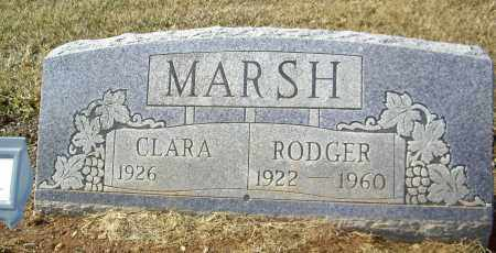 MARSH, RODGER - Cumberland County, Pennsylvania | RODGER MARSH - Pennsylvania Gravestone Photos