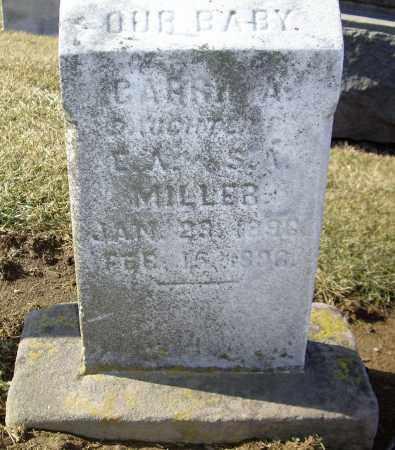 MILLER, CARRIE - Cumberland County, Pennsylvania | CARRIE MILLER - Pennsylvania Gravestone Photos