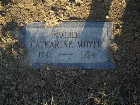 MOYER, CATHERINE - Cumberland County, Pennsylvania | CATHERINE MOYER - Pennsylvania Gravestone Photos