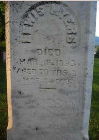 MYERS, LUDWICK MARTIN LEWIS - Cumberland County, Pennsylvania   LUDWICK MARTIN LEWIS MYERS - Pennsylvania Gravestone Photos