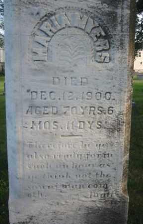 LANDIS MYERS, MARIA - Cumberland County, Pennsylvania | MARIA LANDIS MYERS - Pennsylvania Gravestone Photos