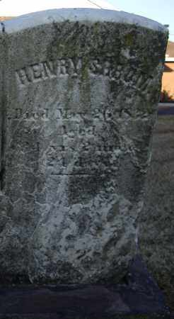 SHRUM, HENRY - Cumberland County, Pennsylvania | HENRY SHRUM - Pennsylvania Gravestone Photos