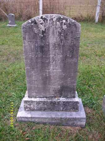 JACOBS SHULER, SARAH ANN - Cumberland County, Pennsylvania | SARAH ANN JACOBS SHULER - Pennsylvania Gravestone Photos