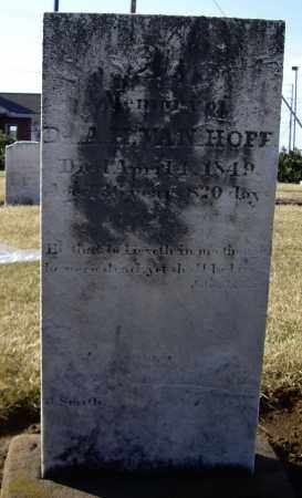 VAN HOFF, DR. A H - Cumberland County, Pennsylvania | DR. A H VAN HOFF - Pennsylvania Gravestone Photos