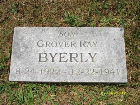BYERLY, GROVER - Dauphin County, Pennsylvania   GROVER BYERLY - Pennsylvania Gravestone Photos