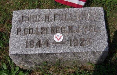 FULLGHER (CW), JOHN H. - Dauphin County, Pennsylvania | JOHN H. FULLGHER (CW) - Pennsylvania Gravestone Photos