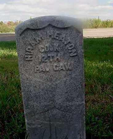 HEATON (CW), HIRAM - Dauphin County, Pennsylvania   HIRAM HEATON (CW) - Pennsylvania Gravestone Photos