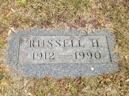 KITZMILLER, RUSSELL HENRY - Dauphin County, Pennsylvania | RUSSELL HENRY KITZMILLER - Pennsylvania Gravestone Photos