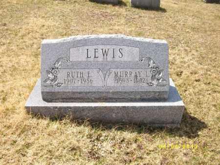 SCHEIB LEWIS, RUTH ELIZA - Dauphin County, Pennsylvania | RUTH ELIZA SCHEIB LEWIS - Pennsylvania Gravestone Photos