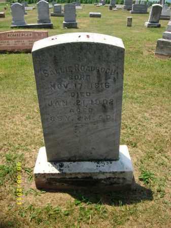 "RAUDEBACH, SARAH ""SALLIE"" - Dauphin County, Pennsylvania | SARAH ""SALLIE"" RAUDEBACH - Pennsylvania Gravestone Photos"