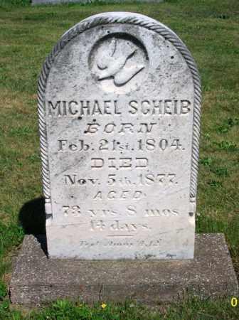 SCHEIB, MICHAEL - Dauphin County, Pennsylvania | MICHAEL SCHEIB - Pennsylvania Gravestone Photos