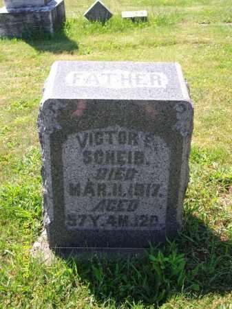 SCHEIB, VICTOR - Dauphin County, Pennsylvania | VICTOR SCHEIB - Pennsylvania Gravestone Photos