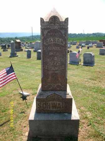 RUBENDALL SCHWALM, SARAH - Dauphin County, Pennsylvania | SARAH RUBENDALL SCHWALM - Pennsylvania Gravestone Photos