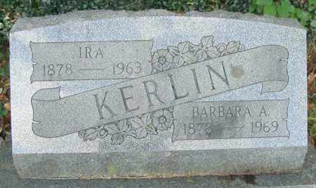 FORNEY KERLIN, BARBARA ANN - Fulton County, Pennsylvania | BARBARA ANN FORNEY KERLIN - Pennsylvania Gravestone Photos