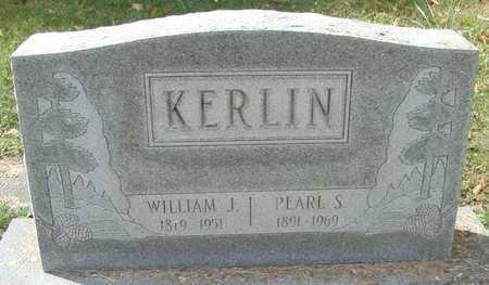 SCHEIDLEMAN KERLIN, PEARL S. - Fulton County, Pennsylvania | PEARL S. SCHEIDLEMAN KERLIN - Pennsylvania Gravestone Photos
