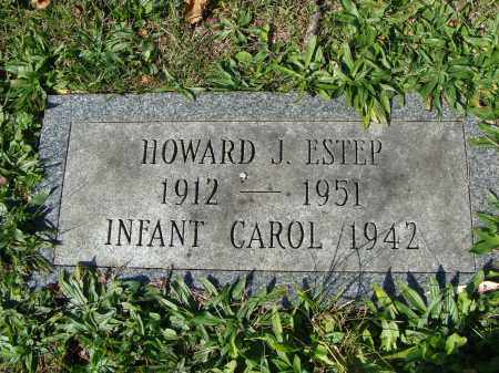 ESTEP, HOWARD J. - Huntingdon County, Pennsylvania | HOWARD J. ESTEP - Pennsylvania Gravestone Photos