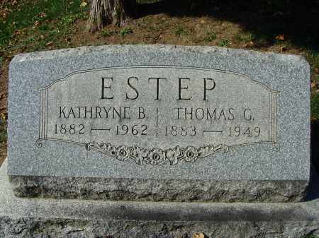 ESTEP, KATHRYNE B. - Huntingdon County, Pennsylvania | KATHRYNE B. ESTEP - Pennsylvania Gravestone Photos