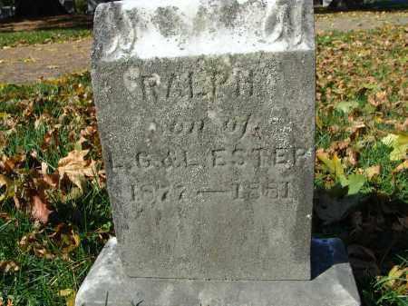 ESTEP, RALPH - Huntingdon County, Pennsylvania | RALPH ESTEP - Pennsylvania Gravestone Photos