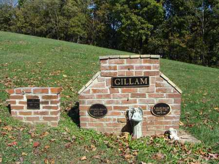 GILLAM, MELVIN E. - Huntingdon County, Pennsylvania | MELVIN E. GILLAM - Pennsylvania Gravestone Photos