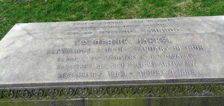 JAEKEL (CW), FREDERICK - Huntingdon County, Pennsylvania | FREDERICK JAEKEL (CW) - Pennsylvania Gravestone Photos