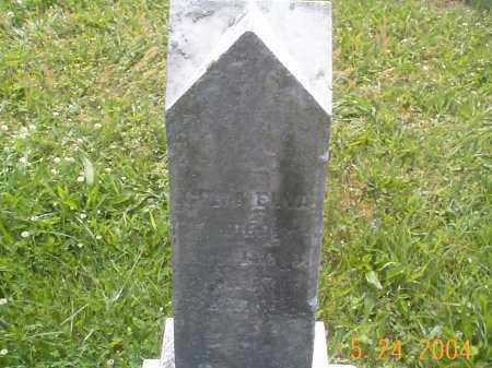 LONGABAUGH, CELIA ELVA - Huntingdon County, Pennsylvania   CELIA ELVA LONGABAUGH - Pennsylvania Gravestone Photos