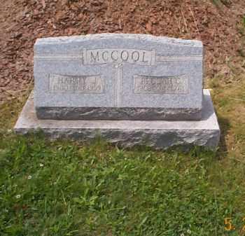 MCCOOL, BEULAH G. - Huntingdon County, Pennsylvania | BEULAH G. MCCOOL - Pennsylvania Gravestone Photos