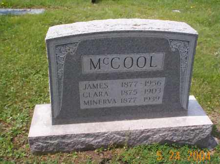MCCOOL, CLARA - Huntingdon County, Pennsylvania | CLARA MCCOOL - Pennsylvania Gravestone Photos