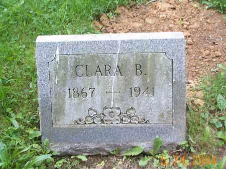 SHARP, CLARA BELL - Huntingdon County, Pennsylvania | CLARA BELL SHARP - Pennsylvania Gravestone Photos