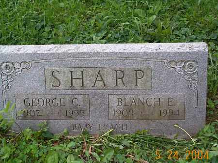 SHARP, GEORGE CAMPBELL - Huntingdon County, Pennsylvania | GEORGE CAMPBELL SHARP - Pennsylvania Gravestone Photos