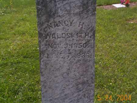 CRAINE WALDSMITH, NANCY HONOR - Huntingdon County, Pennsylvania | NANCY HONOR CRAINE WALDSMITH - Pennsylvania Gravestone Photos