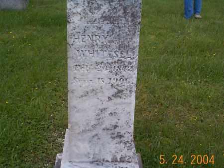 WHITESEL, HENRY - Huntingdon County, Pennsylvania | HENRY WHITESEL - Pennsylvania Gravestone Photos