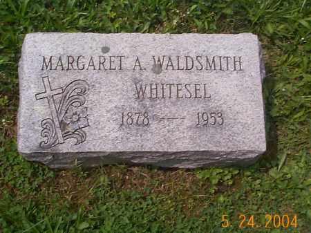 WALDSMITH WHITESEL, MARGARET ANN - Huntingdon County, Pennsylvania | MARGARET ANN WALDSMITH WHITESEL - Pennsylvania Gravestone Photos