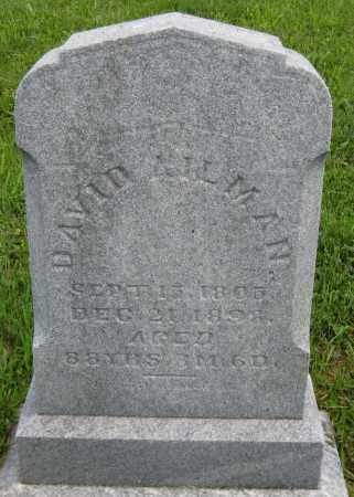 AILMAN, DAVID - Juniata County, Pennsylvania | DAVID AILMAN - Pennsylvania Gravestone Photos