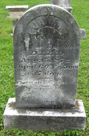 BURCHFIELD, JANE - Juniata County, Pennsylvania | JANE BURCHFIELD - Pennsylvania Gravestone Photos