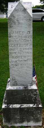 BURCHFIELD, JAMES D. - Juniata County, Pennsylvania | JAMES D. BURCHFIELD - Pennsylvania Gravestone Photos