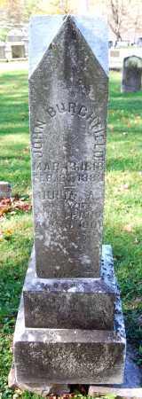 BURCHFIELD, JULIA A. - Juniata County, Pennsylvania | JULIA A. BURCHFIELD - Pennsylvania Gravestone Photos