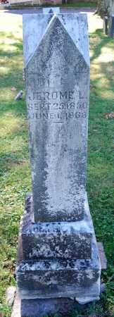 BURCHFIELD, JEROME L. - Juniata County, Pennsylvania   JEROME L. BURCHFIELD - Pennsylvania Gravestone Photos