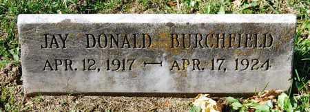 BURCHFIELD, JAY DONALD - Juniata County, Pennsylvania | JAY DONALD BURCHFIELD - Pennsylvania Gravestone Photos