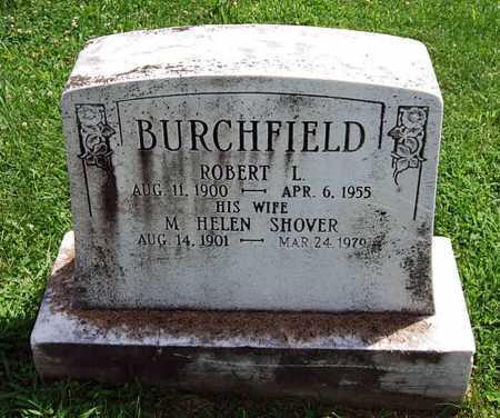 BURCHFIELD, M. HELEN - Juniata County, Pennsylvania   M. HELEN BURCHFIELD - Pennsylvania Gravestone Photos