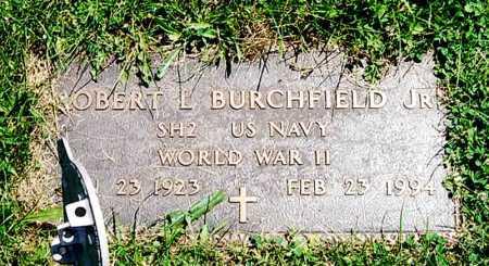 BURCHFIELD, ROBERT L. - Juniata County, Pennsylvania   ROBERT L. BURCHFIELD - Pennsylvania Gravestone Photos