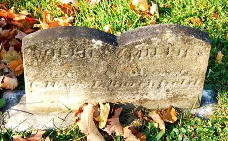 BURCHFIELD, MILLIE - Juniata County, Pennsylvania | MILLIE BURCHFIELD - Pennsylvania Gravestone Photos